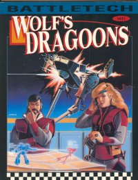 Wolf's Dragoons Cover