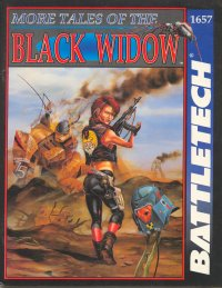 More Tales of the Black Widow Cover
